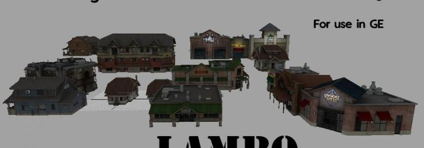 Buildings GE Placement pack v1.0