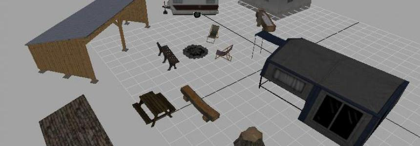 Camping GE Objects v1.0