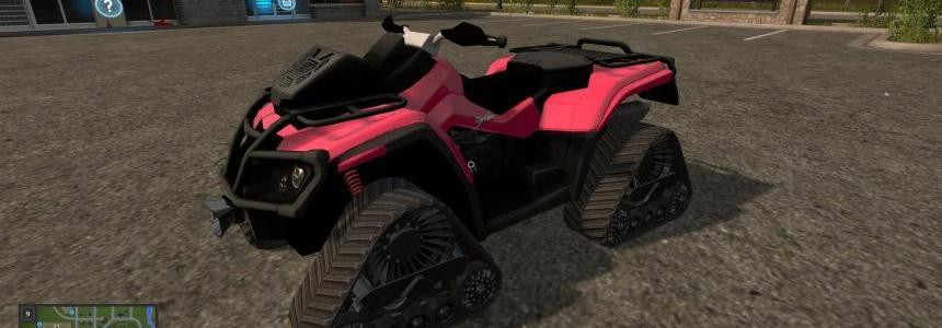CanAM ATV Crawler v0.9.0.1
