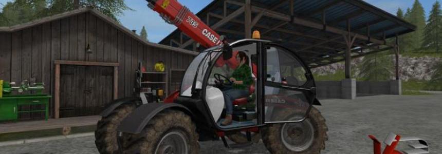 Case 735 farmlift v1.0