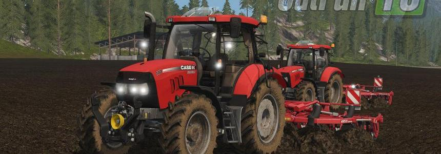 Case Maxxum 140 MC by CatFan18