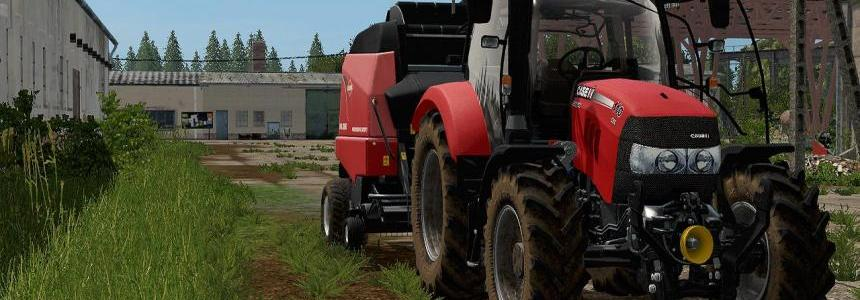 Case Maxxum CVX 110 by CatFan18