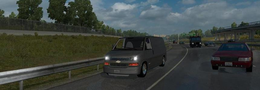 Chevrolet Express Beta V1 ATS
