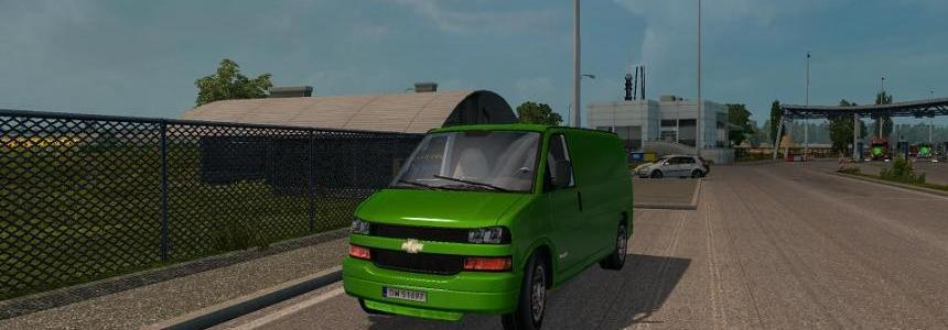 Chevrolet Express Beta V1