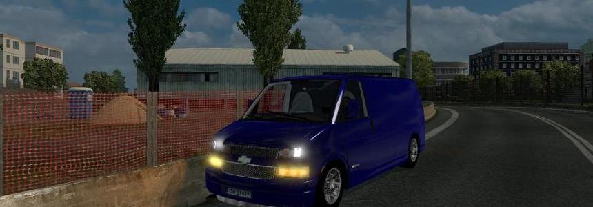 Chevrolet Express V1