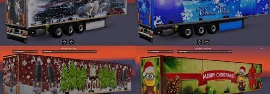 Christmas Trailers Pack v1.0