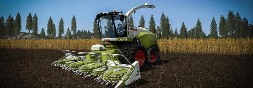 Claas Jaguar 800 with Orbis 750 v1.0.0.0