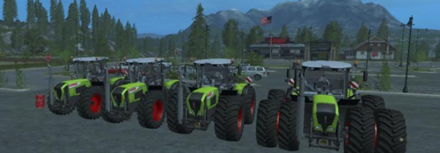 Claas Xerion 3800 VC v1.0