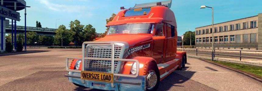 Concept Truck Flight of Fantasy v1.0