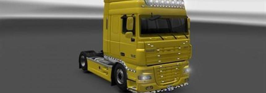 DAF XF 105 Simple Edit 1.26.x - 1.26.2.2s