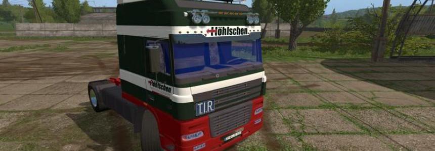 DAF XF Hohlschen v1.0 wsb