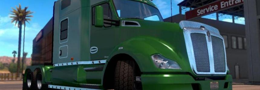 Enhanced Kenworth T680 v1.0