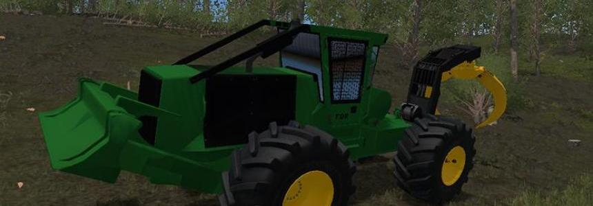 FDR Logging - Grapple Skidder V1