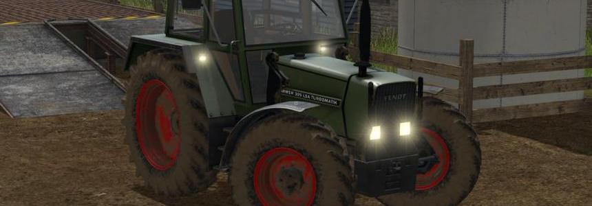 Fendt Farmer 307/309 LSA Turbomatics v1.0.0.1
