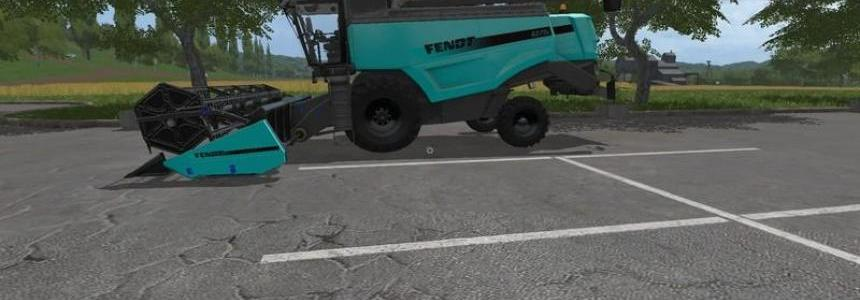 Fendt Harvester Package Edit v2.2 and Fix