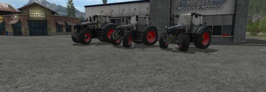Fendt Vario Pack Black Beauty v1.0.0.0