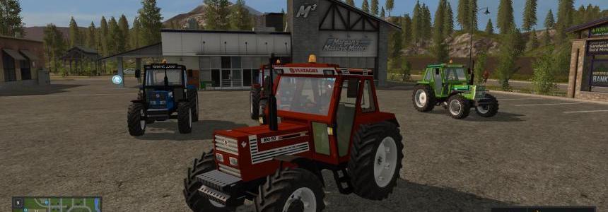 Fiatagri Serie 90 v1.0