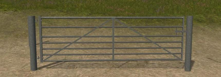 Field gates galvanized V1.0.0.0
