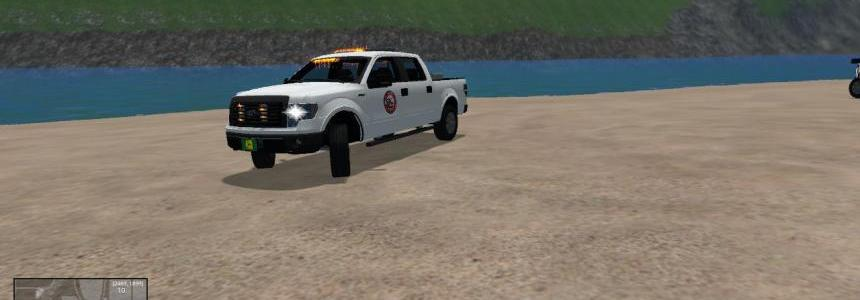 Ford F150 Fire v1.0