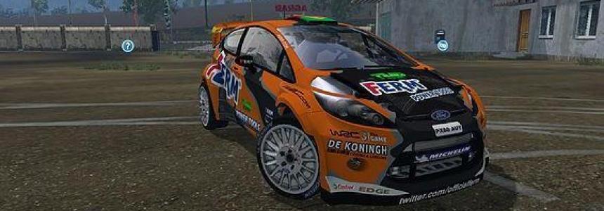 Ford Fiesta WRC Race V1
