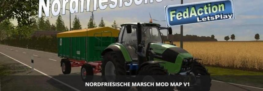 Frisian march v1.4 Mixer feeders