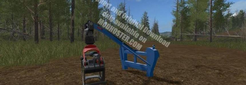 Front loader gripper v1.1