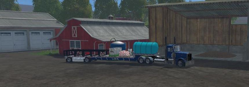 FS15 Wilson Step Deck Pack v1.0