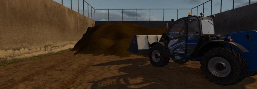 FS17 Silage Bunker v1.0