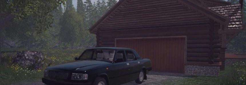 Gaz 3110 Volga v0.8