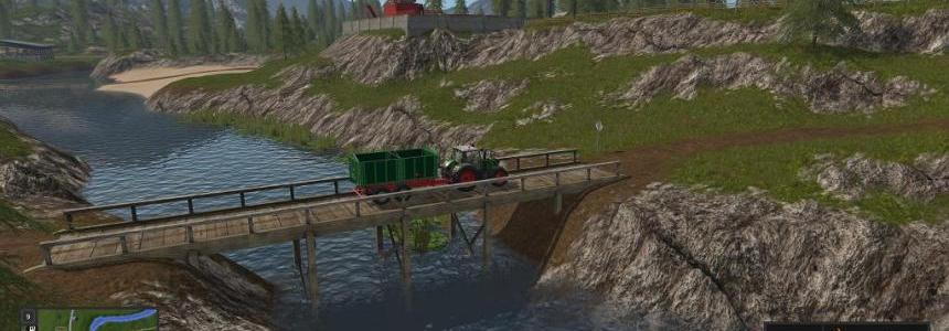 Goldcrest Productions Map v1.0