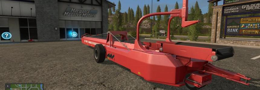 Grimme SL-8022 belt with faster Overloaded v1.0