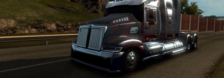 Heavy Truck Optimus Prime Trasnsformers v4