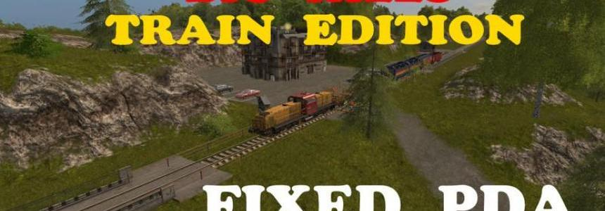 Hills Map Train Edition v1.1