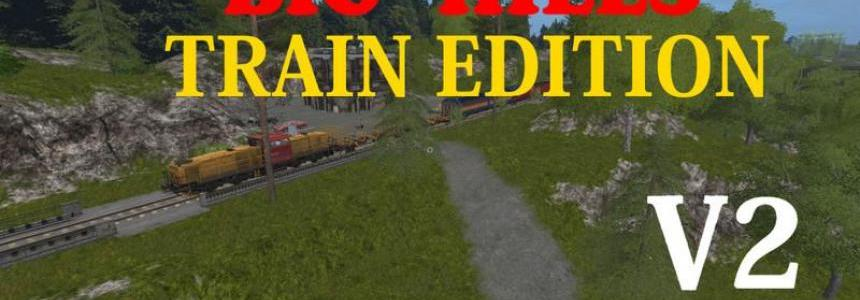 Hills Map Train Edition v1.2