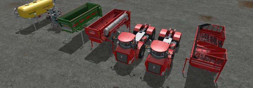 Holmer pack extented v2.0