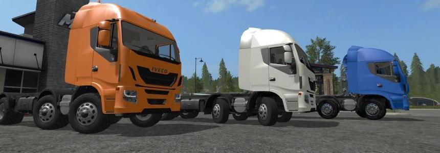 Iveco Hiway HKL 8x8 v2.0
