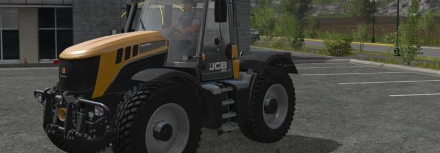 JCB Fastrac 3000 Xtra Nokian Edition v1.0