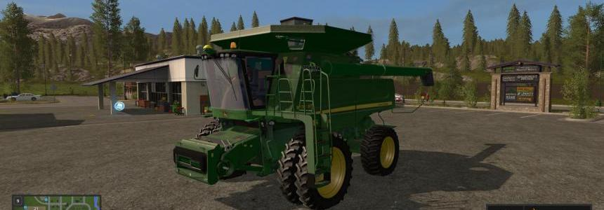 John Deere 9770 W/no Headers v1.0.1