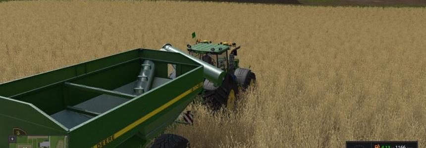 John Deere 650 - Grain Wagon v1.0.0.1