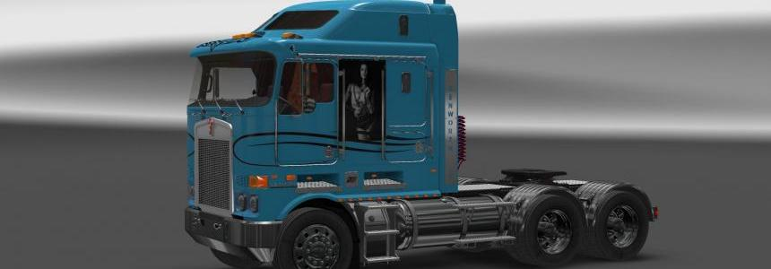 Kenworth K108 Tatoo skin v1.0