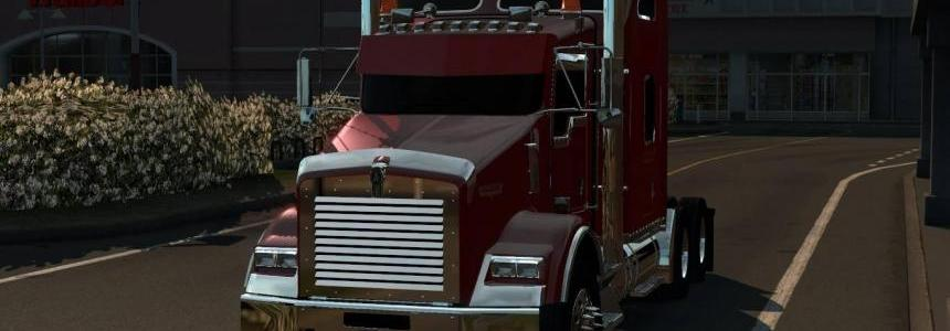 Kenworth T800 2016 Custom