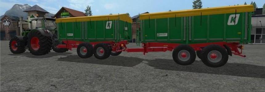 Kroger Agroliner HKD302 v2.0