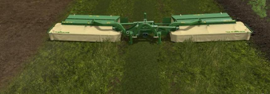 Krone EasyCut 9140 Shift v1.0 Beta