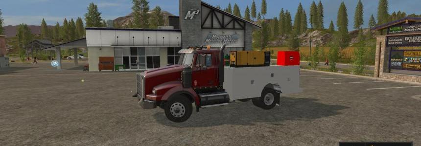 KW Service Truck V1