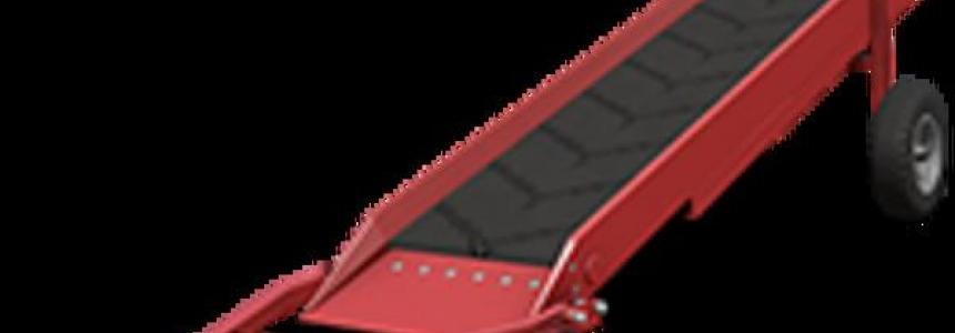Lizard S-710 conveyor belt with faster Overloaded v1.0