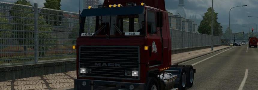 Mack Ultraliner v1.1 DLC Addon