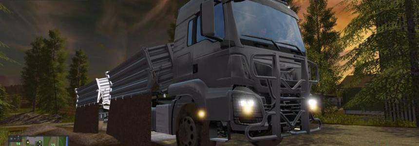MAN TGS 18.440 Tipper Pack v1.7.3.3