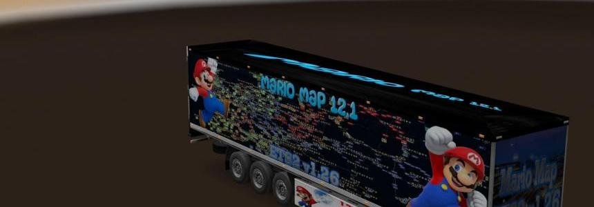 Mario Map v12.1 Trailer