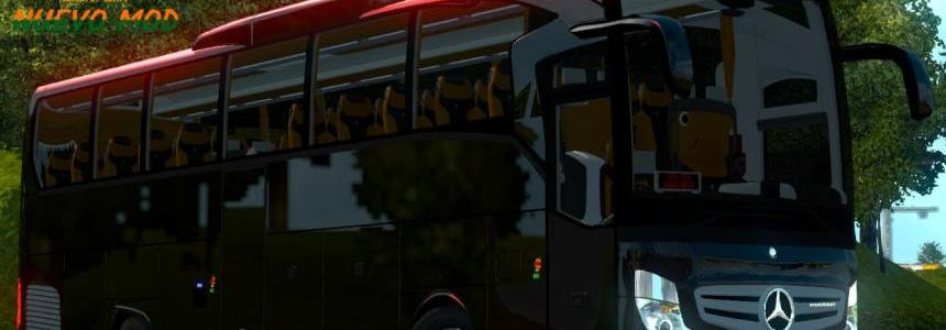Mercedes Benz Travego v1.0