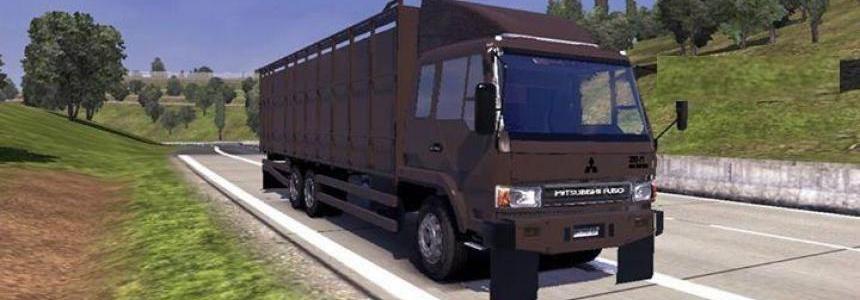Mitsubishi Fuso Cows Logistics